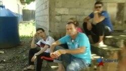 Avalancha de cubanos por Centroamérica no se detiene