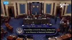Senado se reunió para confirmar nominaciones al gabinete de Joe Biden