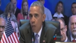 """Barack Obama: """"La guerra fría llegó a su fin hace mucho tiempo"""""""