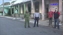 Cuarentena en varias localidades cubanas