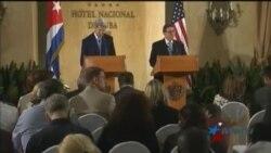 Comisión bilateral definirá relaciones futuras entre EEUU y Cuba