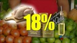 Informe: EEUU entre los principales proveedores de alimentos a Cuba