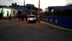 Protesta en consejo popular de San Diego de los Baños, Los Palacios, Pinar del Río