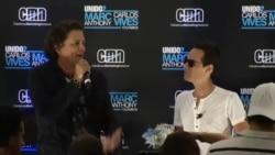 Dos estrellas de la canción envían mensaje a los cubanos a través de TV Martí