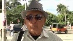 Reaccionan en las calles de Cuba a las declaraciones de Obama y Raúl Castro
