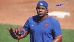 El cubano Yoenis Céspedes se podrá beneficiar de una nueva regla en el MLB