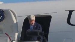 John Kerry llega a La Habana para la reapertura de la embajada estadounidense