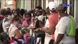 Cubanos apelan al mercado negro ante el desabastecimiento