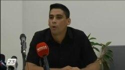 Conferencia de prensa de Carlos Amel Oliva en Miami