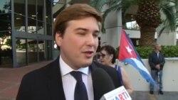 Víctor Manuel Zalba, de la Comisión Justicia Cuba