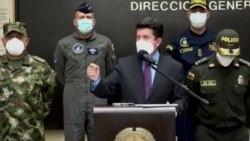 """Gobierno de Colombia denuncia agresiones de """"grupos armados"""" en manifestaciones"""