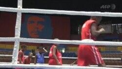 El boxeo cubano en vilo tras amenaza de exclusión de las olimpiadas