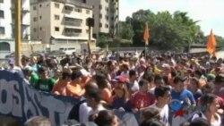 Movimiento estudiantil de Venezuela anuncia protesta contra Maduro