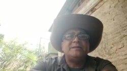 Esteban Ajete Abascal, líder de la Liga de Campesinos de Cuba