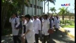 Galenos cubanos demandan a Organización Panamericana de la Salud