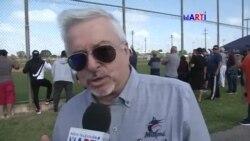 Conversación con Yiky Quintana, conocido comentarista deportivo de Miami.