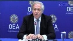 Secretario General de la OEA denuncia la injerencia del régimen castrista en América Latina