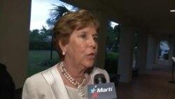 ASOPAZCO reconoce colaboración de exiliados cubanos en favor de los DDHH
