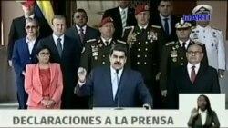 Maduro confirma dos casos de coronavirus en el país