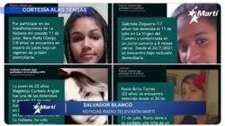 Decenas de mujeres permanecen detenidas en cárceles del régimen castrista