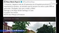Info Martí | Continúan la reacciones y declaraciones de apoyo a los manifestantes que piden libertad en Cuba.