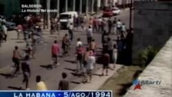 """Se cumplen 24 años de """"El Maleconazo"""""""