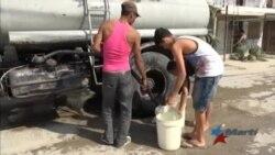 Residentes en Guantánamo llevan más de 20 días sin agua