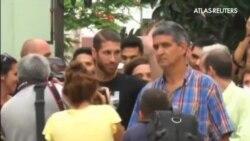 Sergio Ramos, embajador de Unicef en La Habana
