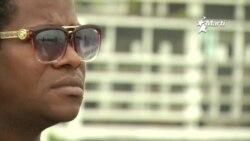 Rapero cubano comienza una nueva vida en EEUU