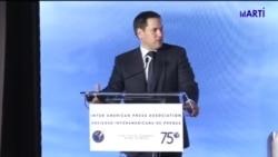 Senador Marco Rubio envía mensaje de aliento a los cubanos