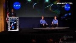 La Nasa desvela nuevos datos sobre Marte