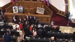 Mayoría venezolana no reconoce la Asamblea Nacional instalada por Maduro