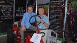 Empresario cubanoamericano insiste en producir tractores Oggún para Cuba