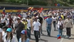 Oposición venezolana alista paro de 12 horas en el país