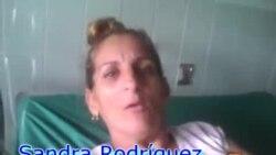 Dama de Blanco agradece solidaridad con su hijo David Bustamante