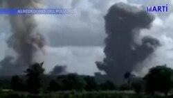 Vecinos de Velasco temen más explosiones