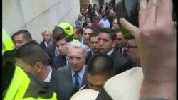 Refuerzan seguridad al expresidente Uribe tras denuncia de plan para asesinarlo