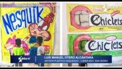 Luis Manuel Otero Alcántara exige disculpas por parte del régimen por haber dañado sus obras