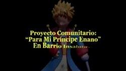 """Fiesta para """"Un príncipe enano"""""""