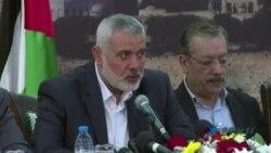 EEUU incluye a líder del movimiento palestino Hamas en lista negra de terroristas