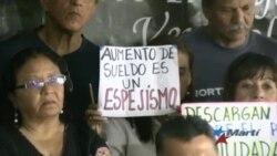 Comerciantes y empleados son víctimas del caos económico en Venezuela