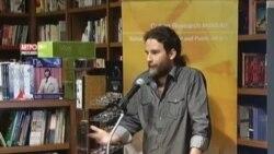 """Orlando Luis Pardo Lazo presenta su libro """"Antología de Narradores Cubanos"""""""