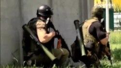 Los combates en el aeropuerto de Donetsk dejan al menos 35 muertos