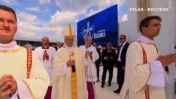 """El Papa pide a los jóvenes que digan no al inmovilismo y a """"la droga del egoísmo"""""""