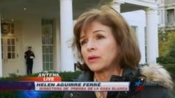 Directora de Prensa de la Casa Blanca: Política hacia Cuba está enfocada en defensa de DDHH