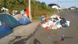 Panamá no halla solución a crisis migratoria de cubanos