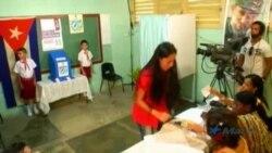 Sin sorpresas las elecciones municipales en Cuba
