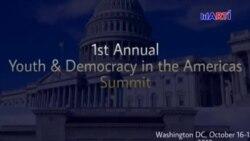 """En Washington se celebra primera """"Cumbre Juventud y Democracia en las Américas"""""""