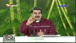 Estados Unidos mantiene su presión sobre el régimen de Nicolás Maduro.