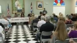 Se conmemora en Miami el segundo aniversario de la muerte de Oswaldo Payá